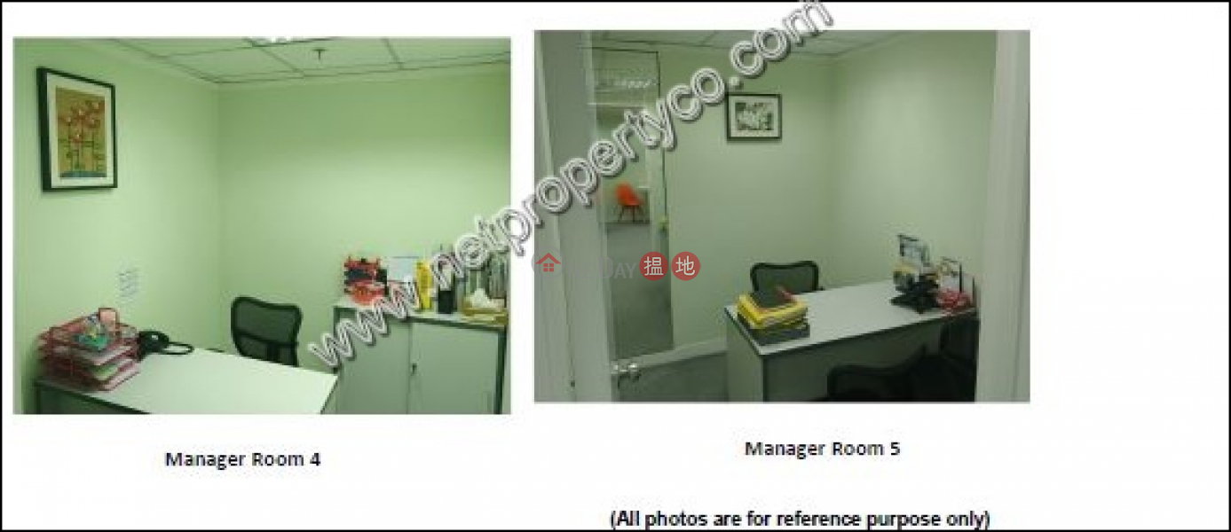 Fitted Office For Rent 173-174 Gloucester Road | Wan Chai District | Hong Kong Rental, HK$ 58,464/ month