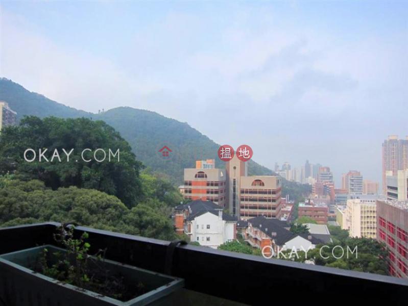 3房2廁,可養寵物,連車位,露台《瓊峰臺出租單位》|17巴丙頓道 | 西區-香港出租-HK$ 62,000/ 月