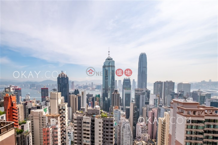 Unique 2 bedroom on high floor with harbour views | For Sale | Bella Vista 蔚晴軒 Sales Listings