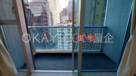 Tasteful with balcony in Wan Chai   For Sale J Residence(J Residence)Sales Listings (OKAY-S86006)_0