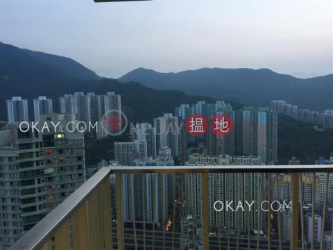 Practical 2 bedroom on high floor with balcony | Rental|Tower 6 Grand Promenade(Tower 6 Grand Promenade)Rental Listings (OKAY-R71248)_0