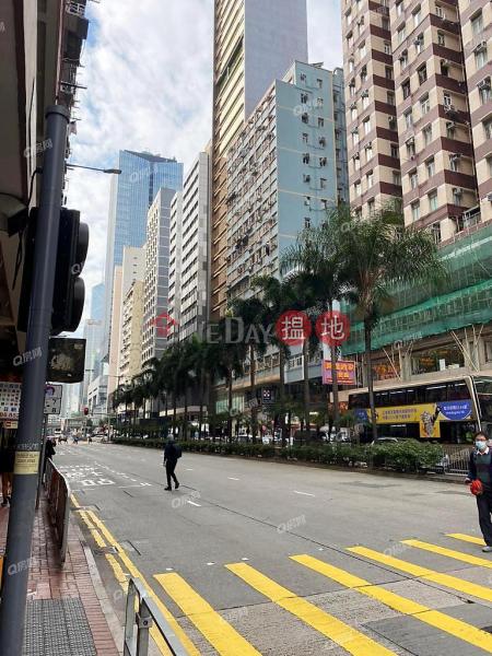 食街相連,鄰近港鐵,人流不絕,位置優越新禧大樓租盤|68-76軒尼詩道 | 灣仔區香港|出租HK$ 95,000/ 月