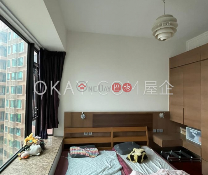 HK$ 39M, The Arch Sky Tower (Tower 1) Yau Tsim Mong, Luxurious 3 bedroom on high floor with balcony | For Sale