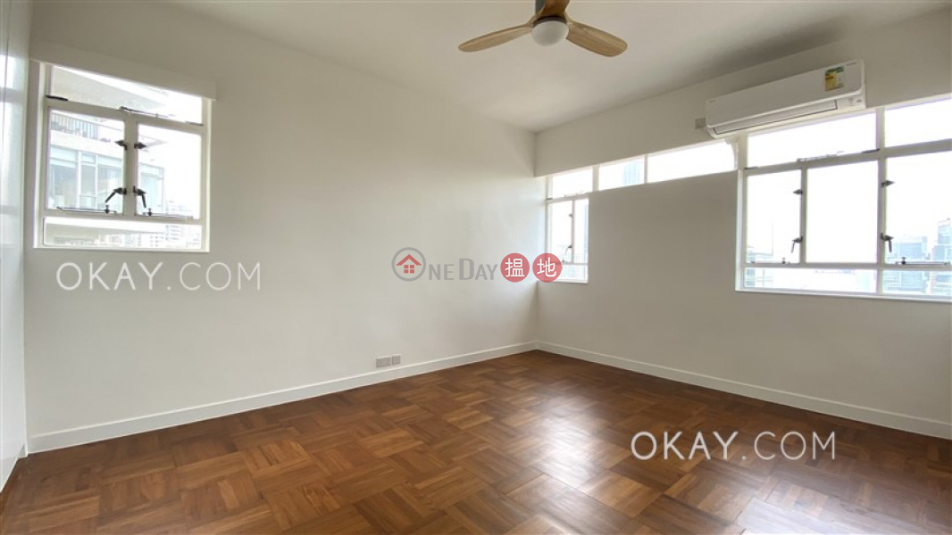 HK$ 110,000/ month | Borrett Mansions, Central District | Efficient 4 bedroom with sea views & balcony | Rental
