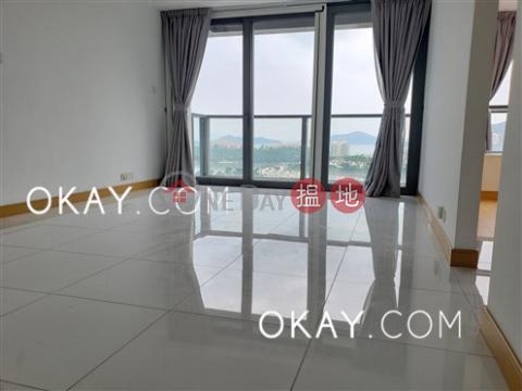 Rare 3 bedroom on high floor with sea views & balcony | Rental|Discovery Bay, Phase 14 Amalfi, Amalfi Three(Discovery Bay, Phase 14 Amalfi, Amalfi Three)Rental Listings (OKAY-R303891)_0