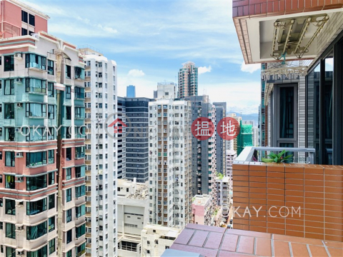 Charming 2 bedroom with balcony | For Sale|Harmony Place(Harmony Place)Sales Listings (OKAY-S294327)_0