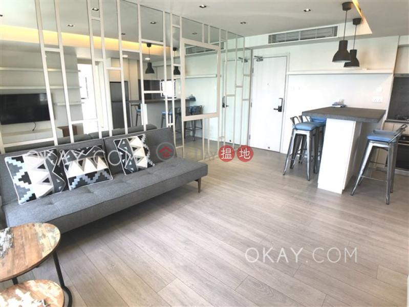 香港搵樓|租樓|二手盤|買樓| 搵地 | 住宅|出租樓盤|1房1廁,極高層,海景《益豐花園出租單位》