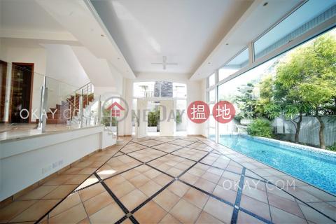Tasteful house with balcony & parking | Rental|The Capri(The Capri)Rental Listings (OKAY-R54606)_0