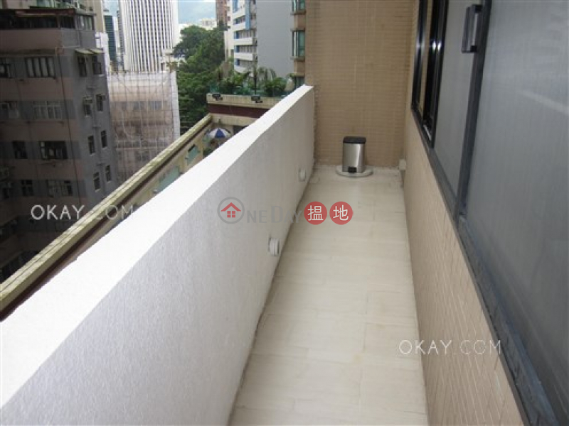 Lovely 4 bedroom with balcony & parking | For Sale | Suncrest Tower 桂濤苑 Sales Listings