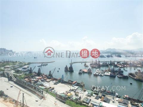 Rare 3 bedroom with sea views | Rental|Yau Tsim MongThe Cullinan Tower 21 Zone 2 (Luna Sky)(The Cullinan Tower 21 Zone 2 (Luna Sky))Rental Listings (OKAY-R105944)_0
