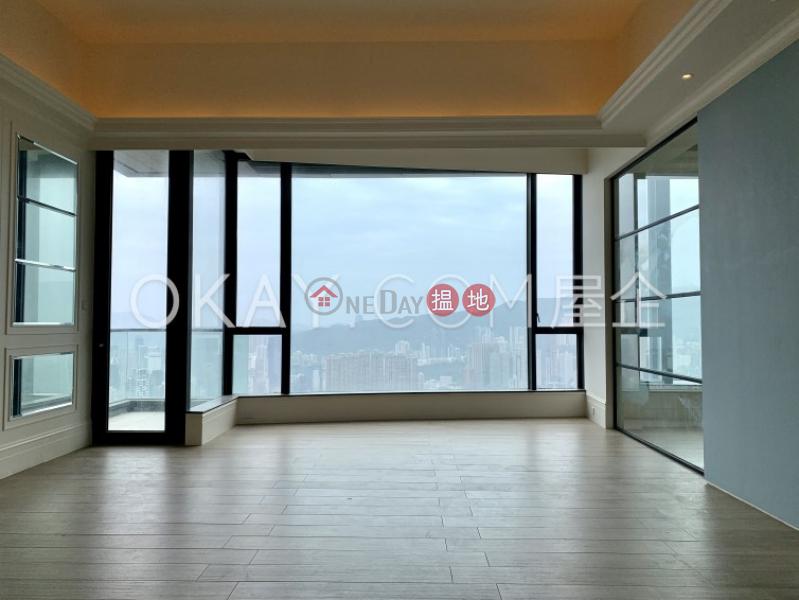 3房3廁,極高層,連車位欣怡居出租單位8-12山頂道 | 中區香港-出租HK$ 125,000/ 月
