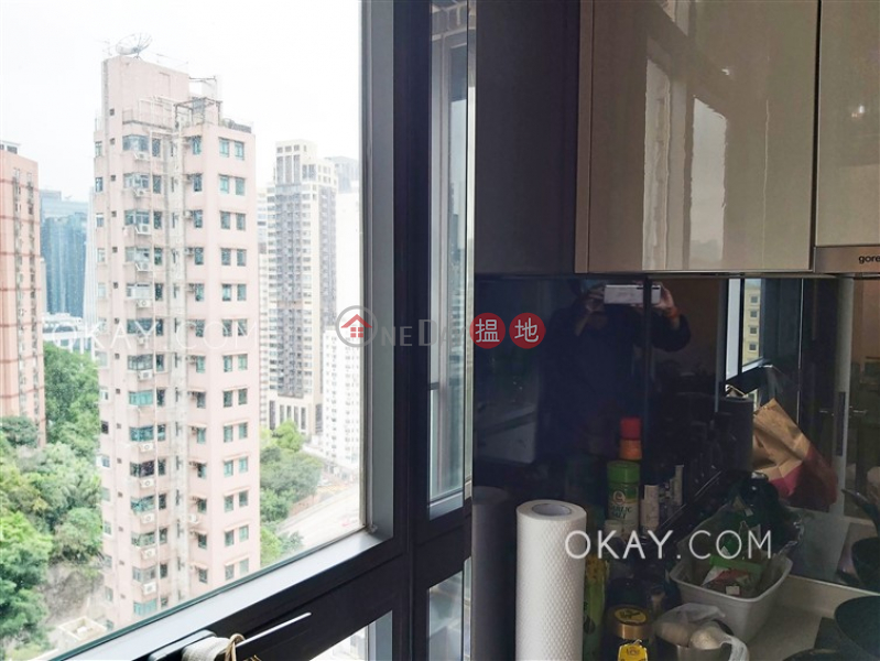 Charming 2 bedroom with harbour views & balcony | For Sale | The Warren 瑆華 Sales Listings