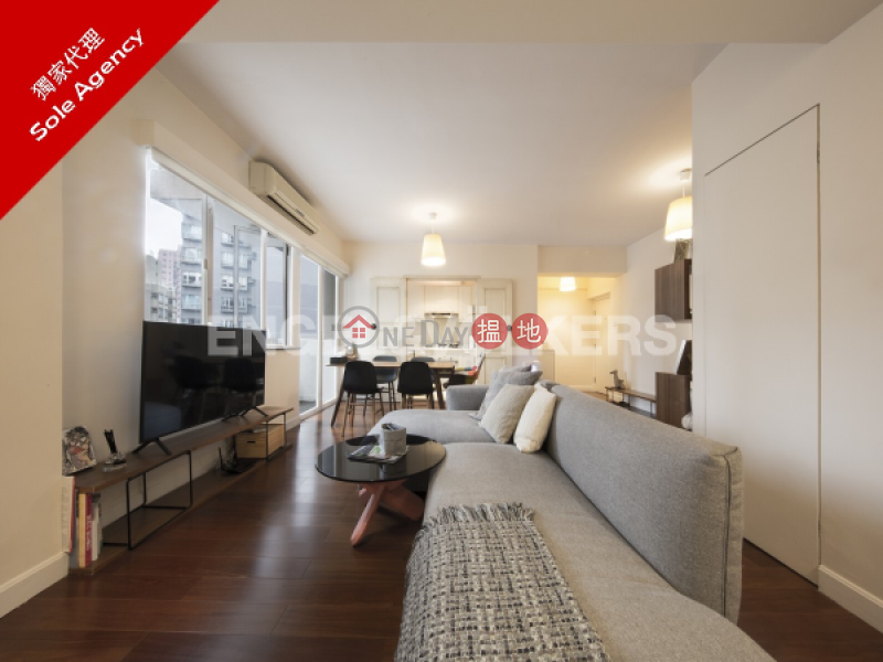 HK$ 16.8M, Garfield Mansion Western District, 2 Bedroom Flat for Sale in Mid Levels West
