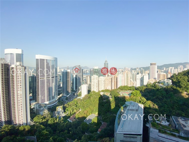 Lovely 3 bedroom with harbour views, balcony | Rental | Bowen Place 寶雲閣 Rental Listings