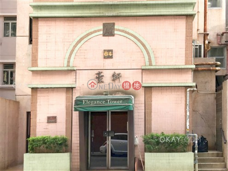 1房1廁,極高層,露台《豪軒出售單位》-64山村道 | 灣仔區-香港出售HK$ 900萬