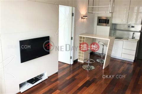 Generous 1 bed on high floor with sea views & balcony | Rental|J Residence(J Residence)Rental Listings (OKAY-R65212)_0
