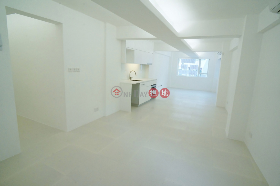 Property Search Hong Kong | OneDay | Residential | Rental Listings | NO AGENCY FEE! Bright, contemporary studio (or office),in heart of central financial district + local art scene near MTR.