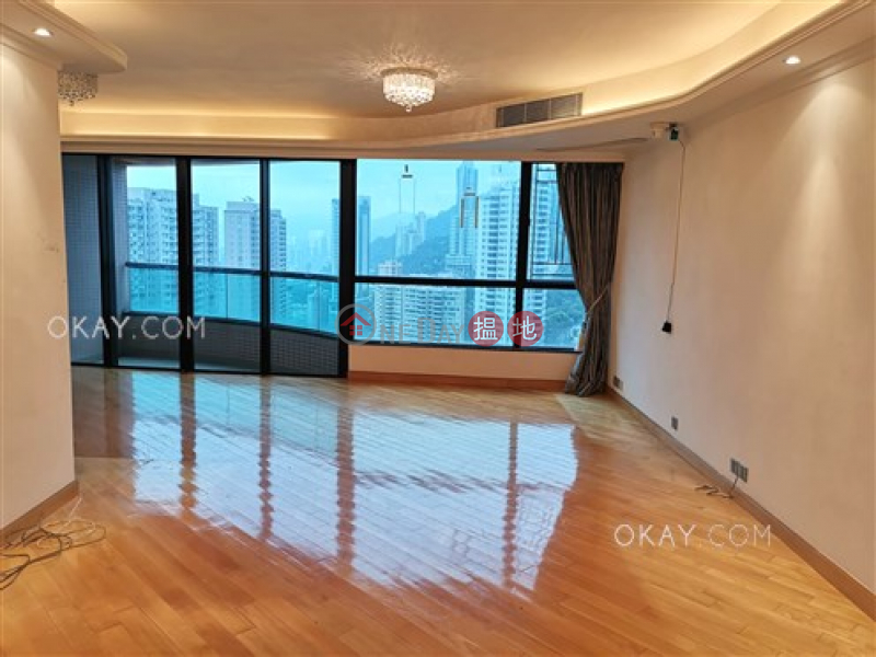 Exquisite 3 bedroom with balcony & parking | Rental 17-23 Old Peak Road | Central District | Hong Kong | Rental HK$ 75,000/ month