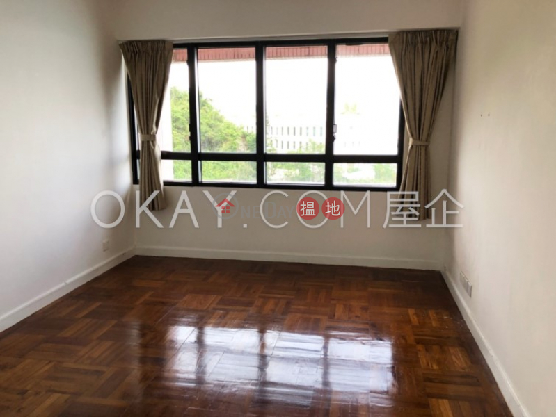 HK$ 65,000/ month Pacific View Southern District   Lovely 3 bedroom with sea views, balcony   Rental