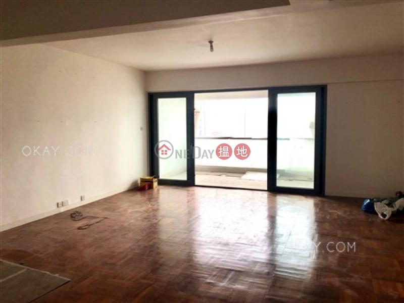 Efficient 4 bed on high floor with balcony & parking | Rental | Borrett Mansions 寶德臺 Rental Listings