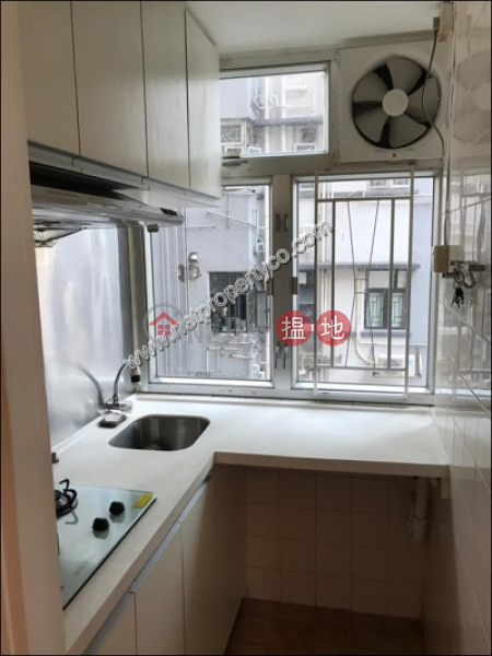 Decorated 2-bedroom flat for rent in Sai Ying Pun | Wing Cheung Building 永祥大廈 Rental Listings
