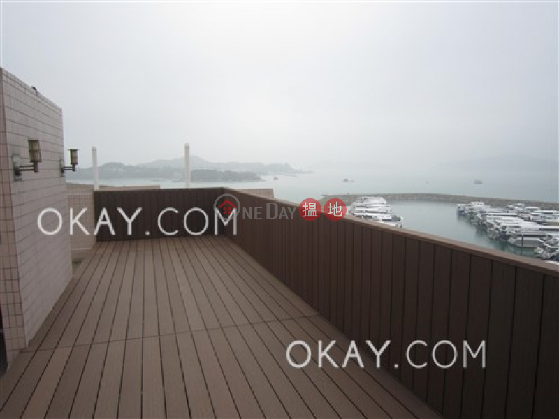Efficient 5 bed on high floor with sea views & rooftop | Rental | Discovery Bay, Phase 4 Peninsula Vl Coastline, 28 Discovery Road 愉景灣 4期 蘅峰碧濤軒 愉景灣道28號 Rental Listings