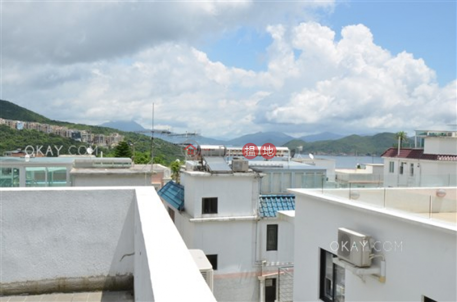 HK$ 16M | Mau Po Village | Sai Kung | Tasteful house on high floor with rooftop & balcony | For Sale