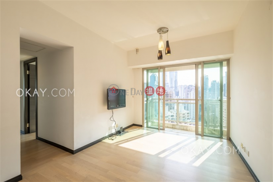 Popular 2 bedroom with balcony | For Sale | Centre Place 匯賢居 Sales Listings