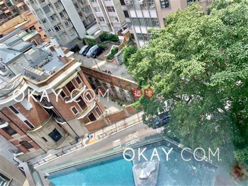 香港搵樓|租樓|二手盤|買樓| 搵地 | 住宅-出租樓盤2房1廁,星級會所,露台《殷然出租單位》