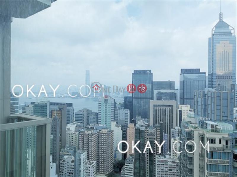 2房2廁,極高層,露台《囍匯 2座出租單位》-200皇后大道東   灣仔區 香港出租 HK$ 43,000/ 月