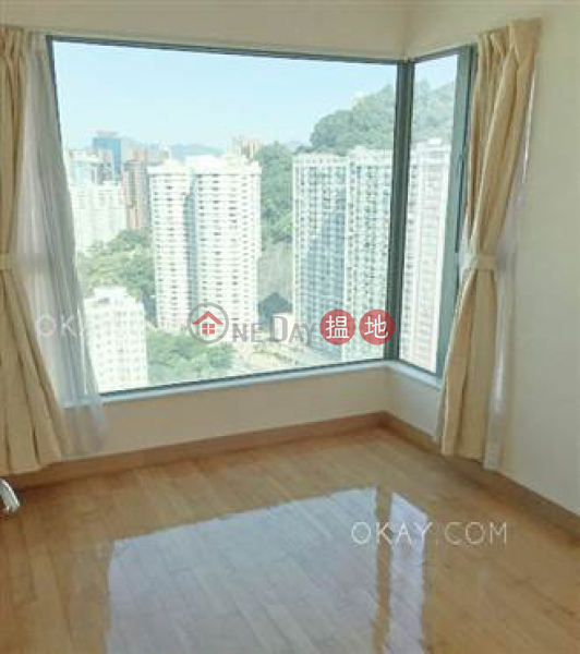 Elegant 3 bedroom on high floor with balcony | For Sale, 50A-C Tai Hang Road | Wan Chai District, Hong Kong, Sales HK$ 20M
