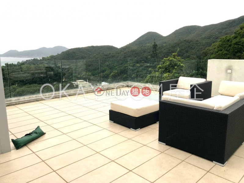 Exquisite house with sea views, rooftop & terrace | For Sale | Tai Hang Hau Village 大坑口村 Sales Listings