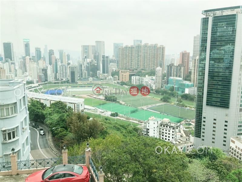 HK$ 57,000/ 月德信花園灣仔區-2房2廁,極高層,可養寵物,連車位《德信花園出租單位》