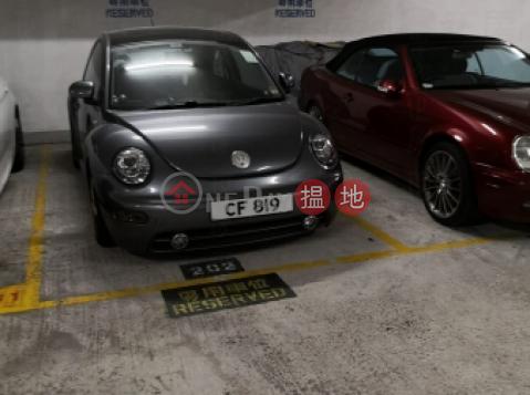 豪景花園d停車場4樓車位, 連租約$1300出售, 出售價60.8萬 豪景花園3期15座(Hong Kong Garden Phase 3 Block 15)出售樓盤 (91434-5541800749)_0