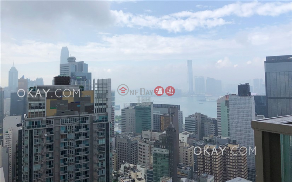 Gorgeous 3 bedroom on high floor with balcony | For Sale 200 Queens Road East | Wan Chai District Hong Kong | Sales | HK$ 40M