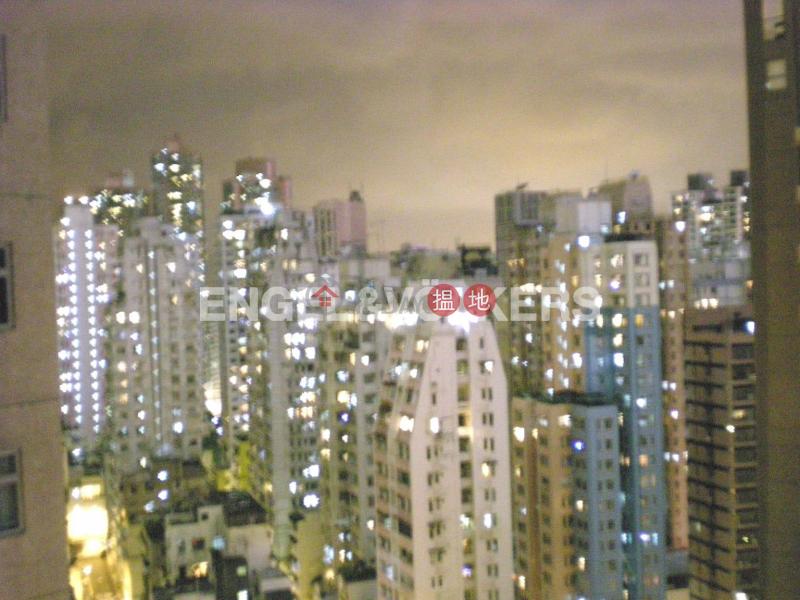 HK$ 23,000/ 月雍翠臺|中區蘇豪區兩房一廳筍盤出租|住宅單位