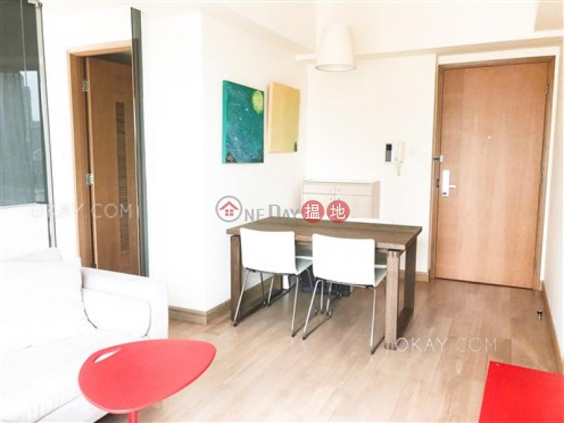 Rare 1 bedroom with balcony | Rental, York Place York Place Rental Listings | Wan Chai District (OKAY-R70628)
