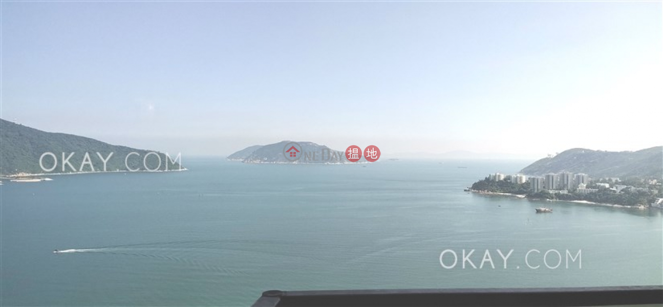 HK$ 55,000/ month, Pacific View, Southern District, Rare 2 bedroom on high floor with sea views & balcony | Rental