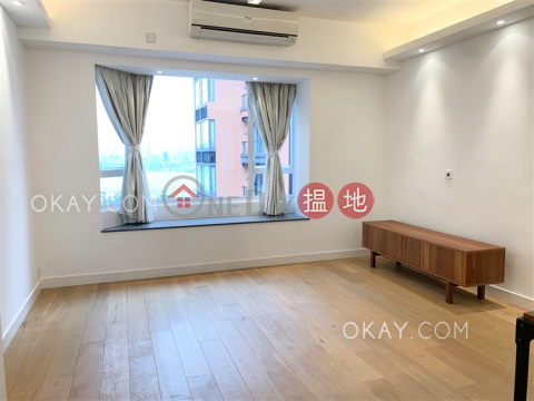 Tasteful 2 bedroom on high floor with harbour views | Rental|1 Tai Hang Road(1 Tai Hang Road)Rental Listings (OKAY-R122864)_0
