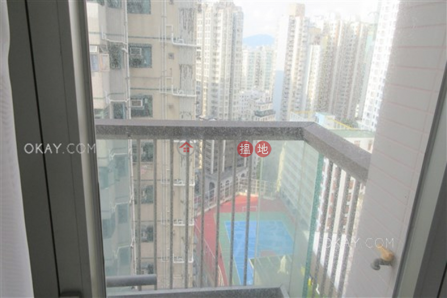 Stylish 1 bedroom with balcony | For Sale | 36 Clarence Terrace | Western District | Hong Kong, Sales HK$ 11M