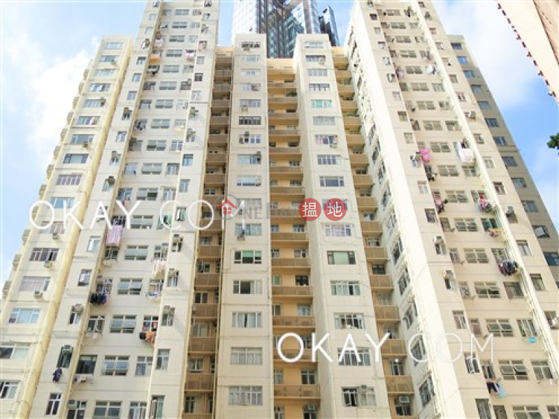 Efficient 3 bed on high floor with balcony & parking | Rental | Dragon Garden 龍園 Rental Listings