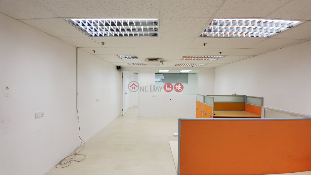Property Search Hong Kong | OneDay | Office / Commercial Property Rental Listings | Simple decorated, Open view, High, good price, Whole Floor