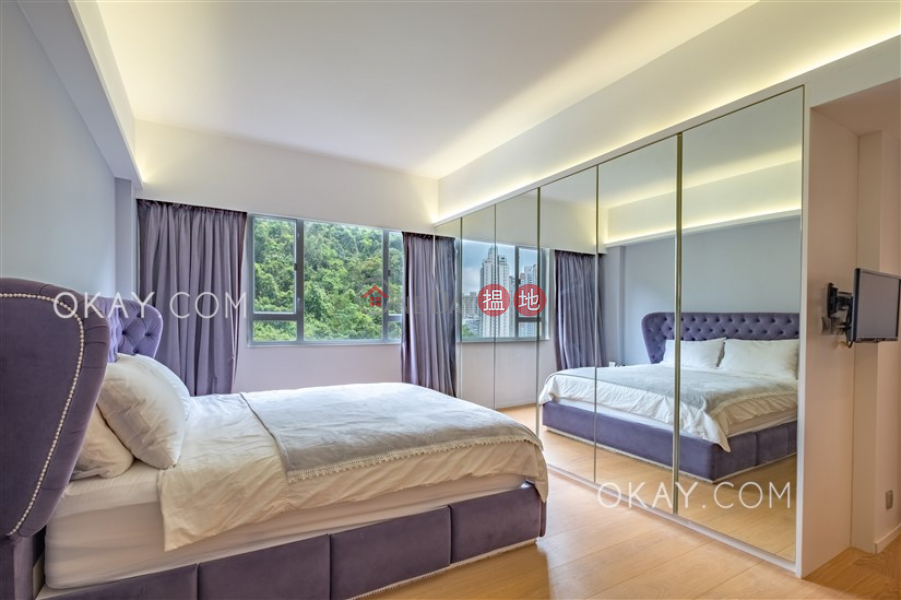 HK$ 70,000/ month | Realty Gardens, Western District, Efficient 2 bed on high floor with balcony & parking | Rental