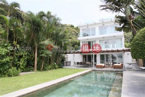 Beautiful house with sea views, balcony | For Sale|Tai Hang Hau Village(Tai Hang Hau Village)Sales Listings (OKAY-S318731)_0