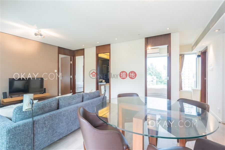 HK$ 43,000/ month | Jardine Summit Wan Chai District | Elegant 3 bedroom with balcony | Rental