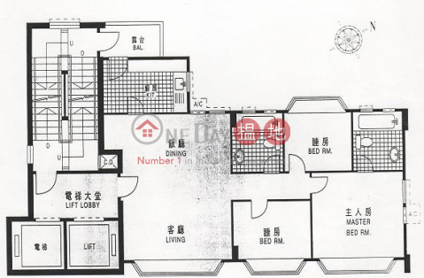 Flat for Rent in Hundred City Centre, Wan Chai|Hundred City Centre(Hundred City Centre)Rental Listings (H000333173)_0