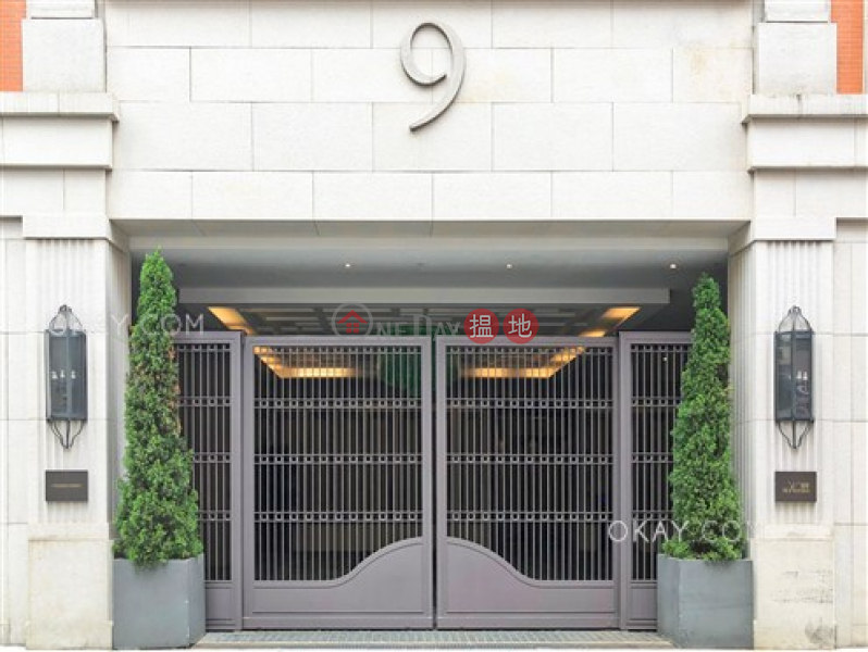Property Search Hong Kong | OneDay | Residential | Rental Listings | Unique 1 bedroom on high floor with sea views & balcony | Rental