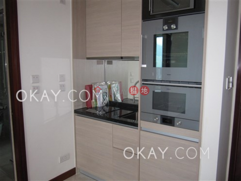 HK$ 19M, The Avenue Tower 2, Wan Chai District | Unique 1 bedroom on high floor with balcony & parking | For Sale
