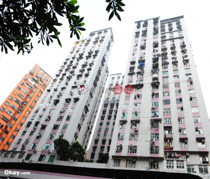 Generous 3 bedroom with terrace | For Sale | North Point Centre 北角中心大廈 Sales Listings