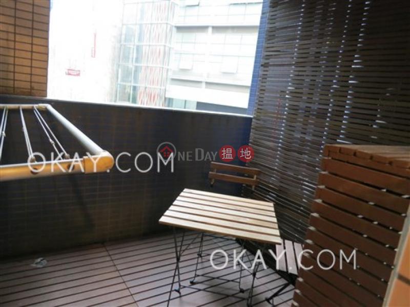 Tasteful 2 bedroom with terrace | Rental, Hollywood Terrace 荷李活華庭 Rental Listings | Central District (OKAY-R18369)